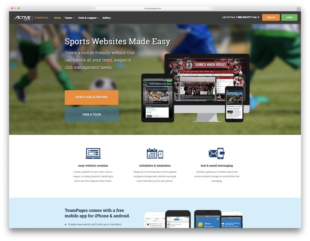 sports-club-website-robert-durrant